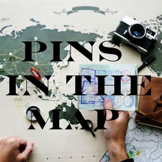 Pins In The Map