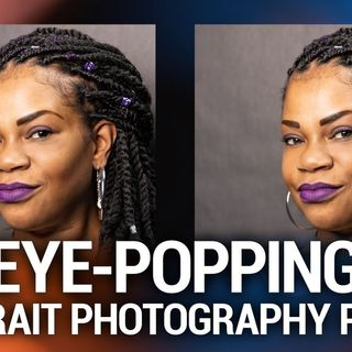 Hands-On Photography 76: EYE-POPPING Portraits: Part 2
