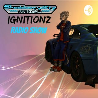 THE Shaddowryderz Ignitionz Radio Show