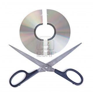 Un CD es un estorbo