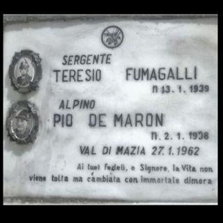27 gennaio 1962 - Quel giorno sopra Malga di Mazia - intervista ad Angelo Dalla Valle
