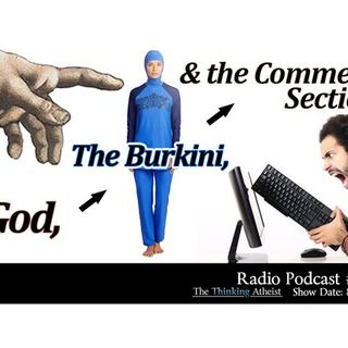 God, the Burkini, and the Comments Sections