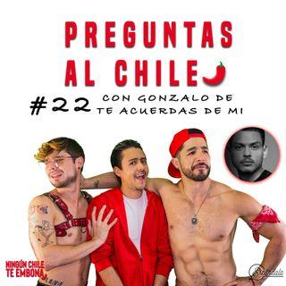 Preguntas al Chile Ep 22 con Gonzalo de Te Acuerdas de Mi