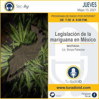 Legislación de la mariguana en México