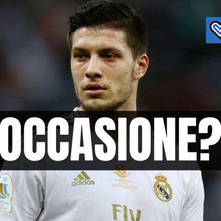 Calciomercato Inter, proposto anche Jovic come quarta punta: lo scenario