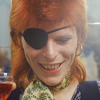 Bowie ed il suo Diamond Dogs
