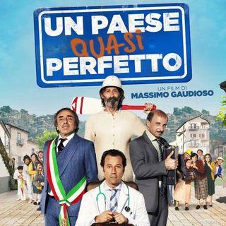 Intervista a Nando Paone attore nel film - Un paese quasi perfetto - regia Massimo Gaudioso  con Fabio Volo