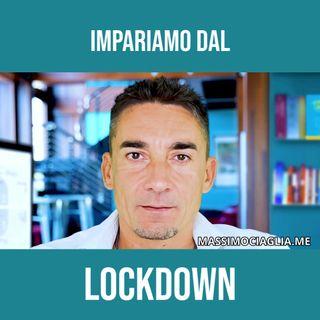 Impariamo dal lockdown