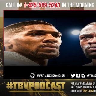 "☎️Anthony Joshua Wants 70% Split vs DEONTAY WILDER ""I Don't Understand Why it Should Be 50/50""😱❓"