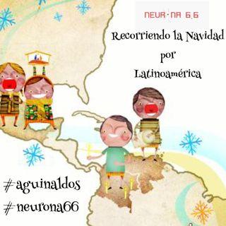 Aguinaldo MR. Milan, La navidad por nuestros países Latinoamericanos