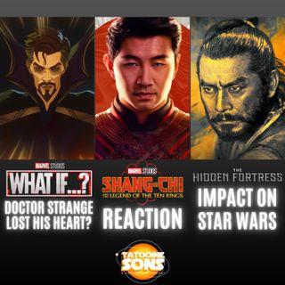 Shang Chi Spoiler Review