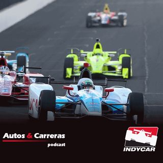 #IndyCrescendo Dia 4 de altas velocidades en IMS, parte 2