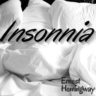 Insonnia - Ernest Hemingway