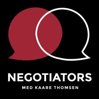Første episode: Kropssprog og forhandlingsteknik. Og hvordan man får gidsler fri. En samtale med Michael Sjøberg