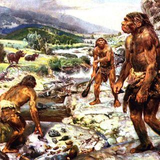 80.1. La especie humana ancestral de hace 500.000 años, materia Bariónica...