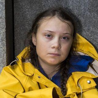 Greta Thunberg in Italia cosa ne pensate?  Emergenza climatica: Londra bloccata