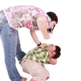 🎤 PODCAST • Disciplining Children ~ I have to spank my angry daughter's kids.