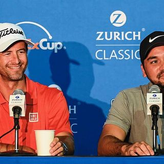 FOL Press Conference Show-Wed Apr 24 (Zurich Classic-Jason Day-Adam Scott