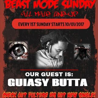 Guiasy Butta debuts Vulture & Author Pancho Rucker