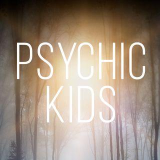 Peri Zarrella and Ryan Michaels From Psychic Kids On A&E