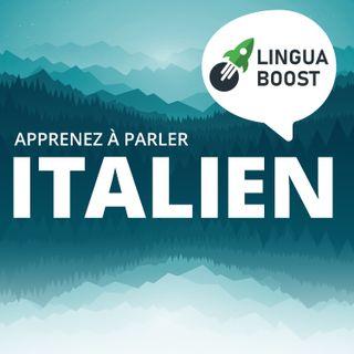 Apprendre l'italien avec LinguaBoost