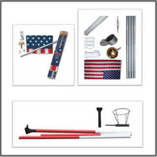 Your perfect guide to choosing the right flags kits