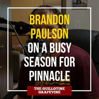 Brandon Paulson and PINnacle's busy summer on the mats - GG56