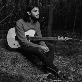 Guitarist Prateek Rajagopal - Scavenger