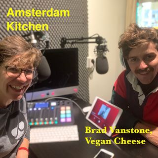 Brad Vanstone on launching his vegan cheese label in the Netherlands