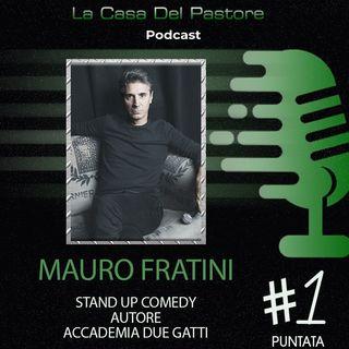 LCP#1 -  Mauro Fratini: Dai Teatri a Zoom