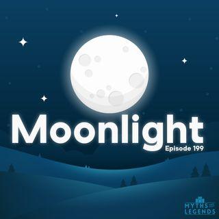 199-Japanese folklore: Moonlight