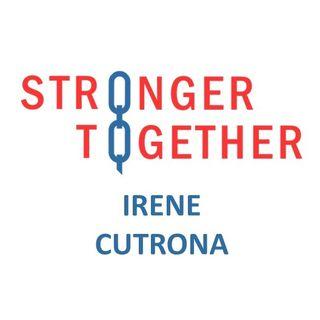 Intervista ad Irene Cutrona per il progetto #StrongerTogether 2020
