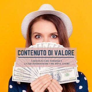 Tecniche di vendita: Come Agganciare Nuovi Clienti Tramite Il Contenuto Di Valore