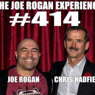 #414 - Cmdr. Chris Hadfield