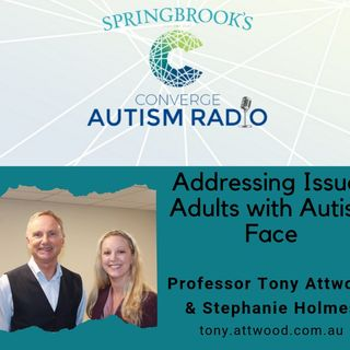 Addressing Issues Adults with Autism Face