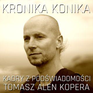 Kadry z podświadomości. O malarstwie Tomasza Kopery.