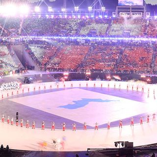 Olympics Opening Ceremony: North, South Korean Athletes Show Unity