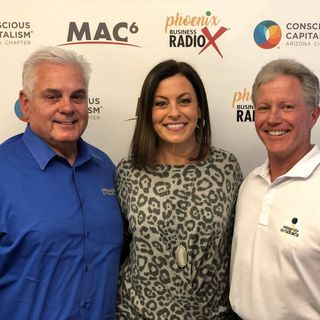 LEADERSHIP LOWDOWN Joe Beers with Integrity Outsource and Rinny Dyar with Valley Towing