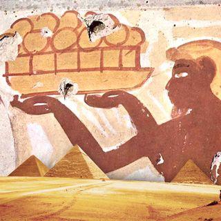 Ep. 1 - Storia del pane: sulle sponde del Nilo