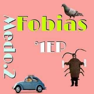 Ep1.temp 2- Medo.2 /Fobias (Com Rian Trindade)