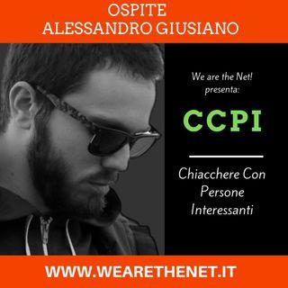 [CCPI] Chiecchierata con Alessandro Giusiano
