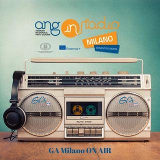 Podcast zero - ANGinRadio #più di prima - Milano - Gioventù Europea - presentazione Gruppo e Progetto