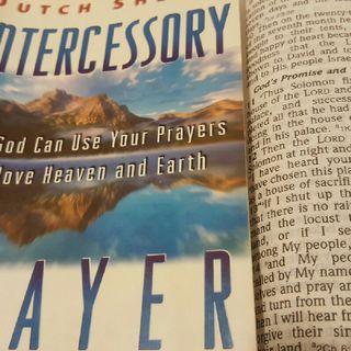 Intercessory Prayer..God Is Attentive To Prayer