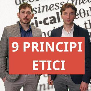 #67 - 9 principi per un'Intelligenza Artificiale etica