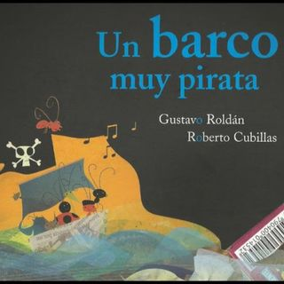 Un barco muy pirata, Cuento infantil para niños y niñas