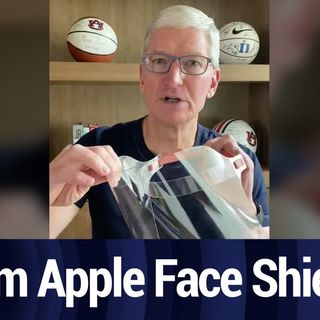 Apple Making 1M+ Face Shields per Week | TWiT Bits