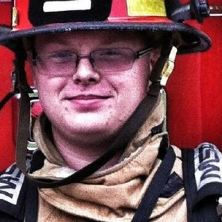 Firefighter Tyler Roysdon Says Saving A Dog's life Is More Important Than Saving A Million N*gg3RS. Let's Discuss.
