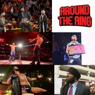 ATR # 97: Ryback Hates Indie Wrestlers?