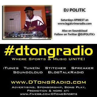 #dtongradio presents...Another Indie Music Playlist - Powered by DJ Politic @DJPOLITIC1