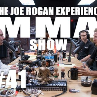 JRE MMA Show #41 with TJ Dillashaw & Duane Ludwig